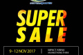 งาน Sports Expo 2017 Sale up to 70% อุปกรณ์กีฬา ลดราคา สูงสุด 70% ที่ วันนี้ ถึง 7 กรกฎาคม 2560