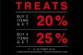 โปรโมชั่น CPS CHAPS Special Treats Promotion ลดสูงสุด 25% วันนี้ ถึง 15 ตุลาคม 2561