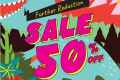 โปรโมชั่น Jelly Bunny END OF SEASON SALE UP TO 50% * สินค้า ลดสูงสุด 50% ตั้งแต่วันนี้ ถึง 31 กรกฎาคม 2561