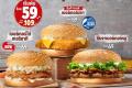 โปรโมชั่น เบอร์เกอร์คิง เบอร์เกอร์ ราคาพิเศษ เริ่มเพียง 59 บาท และ แองกัส เอ็กซ์ที และโปรอื่นๆ ที่ BurgerKing วันนี้
