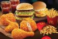 โปรโมชั่น แมคเดลิเวอรี่ บริการส่งถึงบ้าน เบอร์เกอร์ ไก่ทอด ชุดสุดคุ้ม เฟรนช์ฟรายส์ จาก แมคโดนัลด์ McDelivery 1711 McDonald's