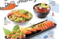 โปรโมชั่น ร้านอาหารญี่ปุ่น เซน Salmon's Journey เมนู แซลมอน สุดพิเศษ ที่ ZEN Japanese Restaurant วันนี้ ถึง 30 เมษายน 2562