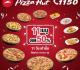 โปรโมชั่น พิซซ่าฮัท 11 วัน 11 เมนู ลด 50% วันนี้ ถึง 31 พ.ค. และ พิซซ่า ถาดแรก 199 บาท ถาดที่สอง 99 บาท ที่ Pizza Hut