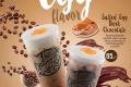 โปรโมชั่น คาเฟ่ อเมซอน เครื่องดื่ม เมนูใหม่ Salted Egg เครื่องดื่ม โรยผงไข่เค็ม ที่ Café Amazon วันนี้ ถึง 30 มิถุนายน 2562