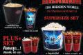 โปรโมชั่น ชุดป๊อปคอร์น ราคาพิเศษ Toothless Warp Popcorn Bucket Set , Bumblebee Movie Set และ ชุดอื่นๆ ที่ โรงภาพยนตร์ในเครือ เมเจอร์ ซีนีเพล็ซ์ Major