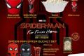 โปรโมชั่น ชุดป๊อปคอร์น ราคาพิเศษ SpiderMan Movie Set , John Wick Supersize Set และ ชุดอื่นๆ ที่ โรงภาพยนตร์ในเครือ เมเจอร์ ซีนีเพล็ซ์ Major